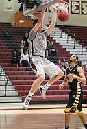December 6, 2014: The Cameron University Aggies play against the Oklahoma Christian University Eagles in the Eagles Nest on the campus of Oklahoma Christian University.