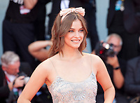 Venice, Italy, 31st August 2019, Barbara Palvin at the gala screening of the film Joker at the 76th Venice Film Festival, Sala Grande. Credit: Doreen Kennedy