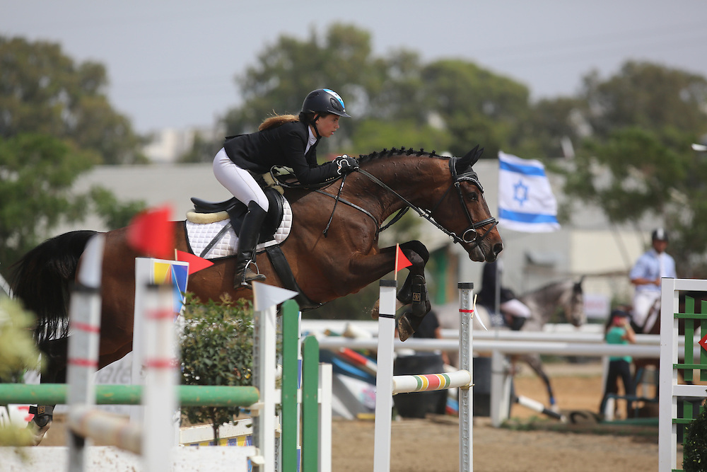 Horse  jumping championship  , Akfar Hayarok / Israel 18.05.2013..All rights reserved to Gilad Kavalerchik..www.Giladka.com