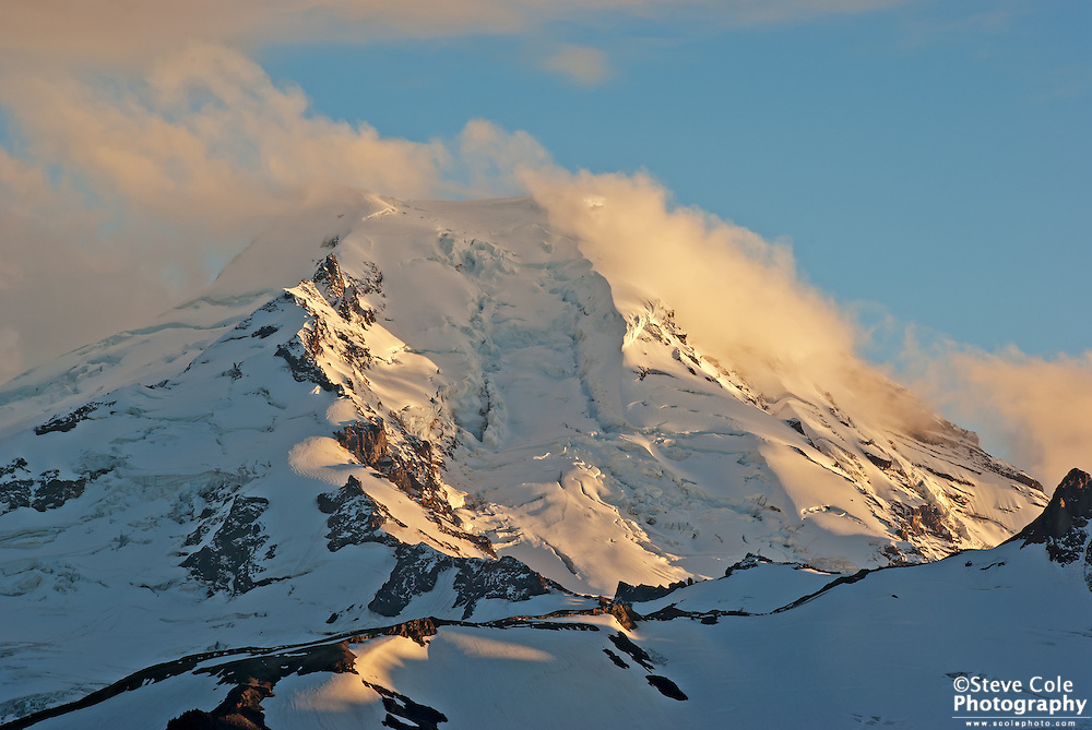 Day's End - Mount Baker Wilderness