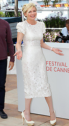 Kirsten Dunst at the Cannes Film Festival for her new film On The Road, Wednesday, 23rd  May 2012. Photo by: Stephen Lock / i-Images