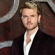Ronan Raftery Arrivers at the Mortal Engines - World Premiere on 27 November 2018, London, UK