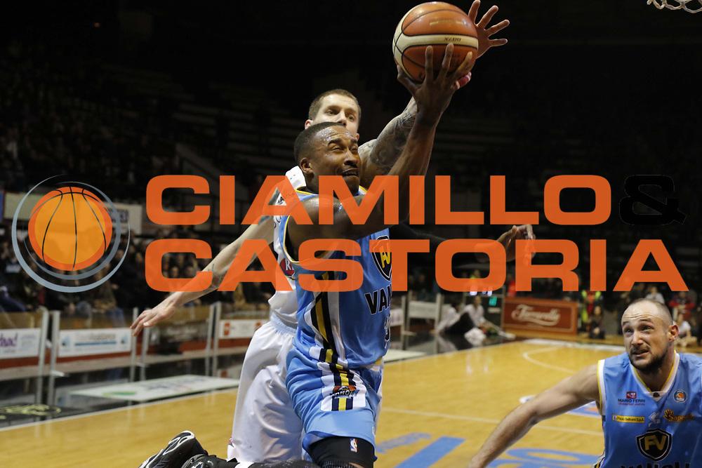 Caserta 31/01/2016 - Basket Lega A Campionato Italiano Pallacanestro 2015-16 <br /> Pasta Reggia Caserta - Vanoli Cremona<br /> nella foto: <br /> foto Ciamillo