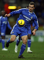 Photo: Paul Thomas.<br /> Bolton Wanderers v Chelsea. The Barclays Premiership. 29/11/2006.<br /> <br /> Andriy Shevchenko of Chelsea.