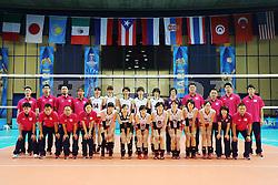 Japan team photo