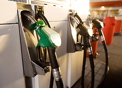 © under license to London News Pictures.  02/01/2011. The cost of fuel is due to rise by over 7p per litre in the early parts of 2011. In addition to VAT and fuel duty increases this week, there will be another rise in fuel duty in April. Photo credit should read: London News Pictures