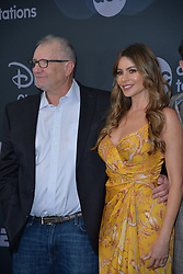 May 14, 2019 - New York, NY, USA - May 14, 2019  New York City..Ed O'Neill and Sofia Vergara attending Walt Disney Television Upfront presentation party arrivals at Tavern on the Green on May 14, 2019 in New York City. (Credit Image: © Kristin Callahan/Ace Pictures via ZUMA Press)
