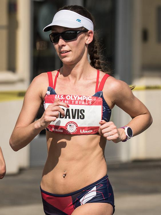 USA Olympic Team Trials Marathon 2016, Oiselle, Davis