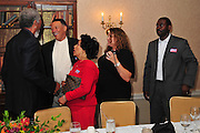 Bill Luckett for Governor Fund raiser at the home of William and DeAnn Wright in Ridgeland Mississippi Monday Oct 18,2010. Finance Committee dinner at the University Club hosted by Mississippi Supreme Court Justice Reuben Anderson and his wife.Photo©Suzi Altman