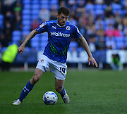 Reading's Jamie Mackie during the Sky Bet Championship match between Reading and Blackburn Rovers at the Madejski Stadium, Reading, England on 11 April 2015. Photo by Mark Davies.