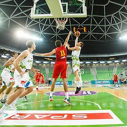 20160827: SLO, Basketball - Friendly match, Slovenia vs Montenegro