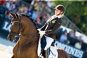 Jeanna Hogberg - Astoria<br /> FEI World Championship Young Dressage Horses 2018<br /> © DigiShots