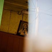 POLAND / POLONIA<br /> Casa en Suwalki, abandonada al momento de la invasión de los Rusos<br /> Photography by Aaron Sosa<br /> Polonia 2008<br /> (Copyright © Aaron Sosa)