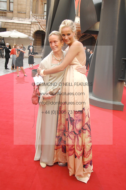 KALITA AL-SWAIDI and her mother at the Royal Academy of Art Summer Exhibition Preview Party on 4th June 2008.<br /><br />NON EXCLUSIVE - WORLD RIGHTS
