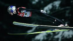 01.02.2011, Vogtland Arena, Klingenthal, GER, FIS Ski Jumping Worldcup, Team Tour, Klingenthal, im Bild Gregor Schlierenzauer, GER, während der Qualifikation // during the FIS Ski Jumping Worldcup, Team Tour in Klingenthal, Germany 1/2/2011. EXPA Pictures © 2011, PhotoCredit: EXPA/ Jensen Images/ Ingo Jensen +++++ ATTENTION +++++ GERMANY OUT!