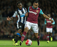 West Ham United v Newcastle - Premier League - 14/09/2015
