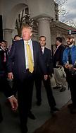 April 18, 2015, Nashua NH, USA:  Donald Trump, speaking at #FITN (fist in the nation) Republican Leadership Summit at Crown Plaza Nashua in Nashua, NH.