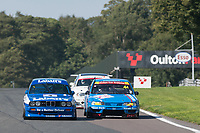 #4 Paul HOGARTH BMW E30 M3 during HSCC Dunlop Saloon Car Cup  as part of the HSCC Oulton Park Gold Cup  at Oulton Park, Little Budworth, Cheshire, United Kingdom. August 25 2019. World Copyright Peter Taylor/PSP. Copy of publication required for printed pictures.