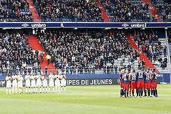April 1, 2018 - Paris, France - Hommage (Credit Image: © Panoramic via ZUMA Press)