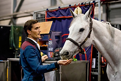 Philippaerts Olivier, BEL, H&M Legend Of Love<br /> The Dutch Masters - 'S Hertogenbosch 2019<br /> © Hippo Foto - Sharon Vandeput<br /> 17/03/19