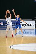 Pomezia, 17/05/2015<br /> Basket, Nazionale italiana Femminile <br /> Amichevole <br /> Italia - Gran Bretagna<br /> Nella foto: Giulia Gatti<br /> Foto Ciamillo