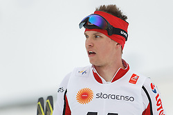 25.02.2015, Lugnet Ski Stadium, Falun, SWE, FIS Weltmeisterschaften Ski Nordisch, Falun 2015, Langlauf, Herren, 15km, im Bild MACIEJ STAREGA // during the Mens 15km Cross Country Race of the FIS Nordic Ski World Championships 2015 at the Lugnet Ski Stadium in Falun, Sweden on 2015/02/25. EXPA Pictures © 2015, PhotoCredit: EXPA/ Newspix/ Radoslaw Jozwiak<br /> <br /> *****ATTENTION - for AUT, SLO, CRO, SRB, BIH, MAZ, TUR, SUI, SWE only*****