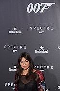 102815 'Spectre' film premiere, Madrid, Spain