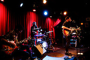 Mere days after their appearance on Jimmy Fallon, Nashville indie rockers Night Beds stirred things up at Off Broadway in St. Louis, Missouri on February 11th, 2013.