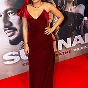 NLD/Amsterdam/20200217-Suriname filmpremiere, Winonah de Jong