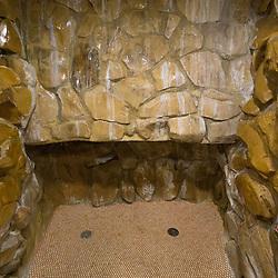 Elaborate Urinal at the Madonna Inn