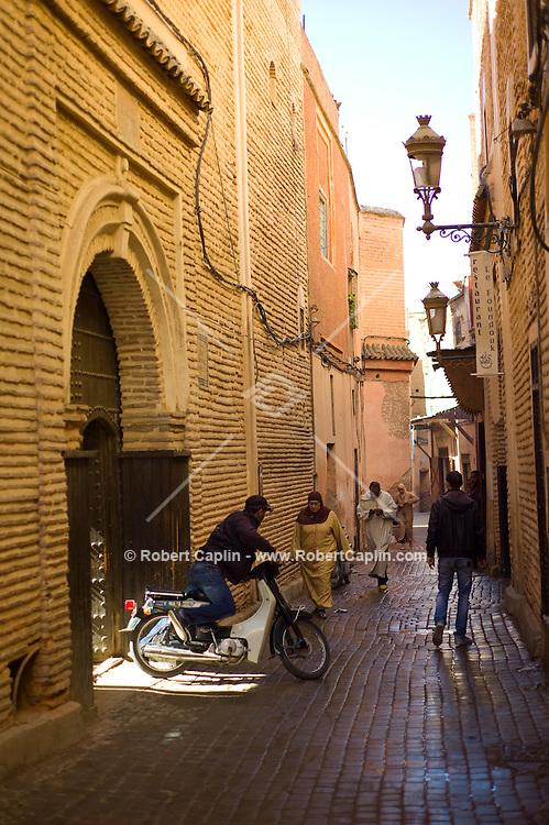 Marrakech, Morocco<br /> <br /> Photo &copy; Robert Caplin
