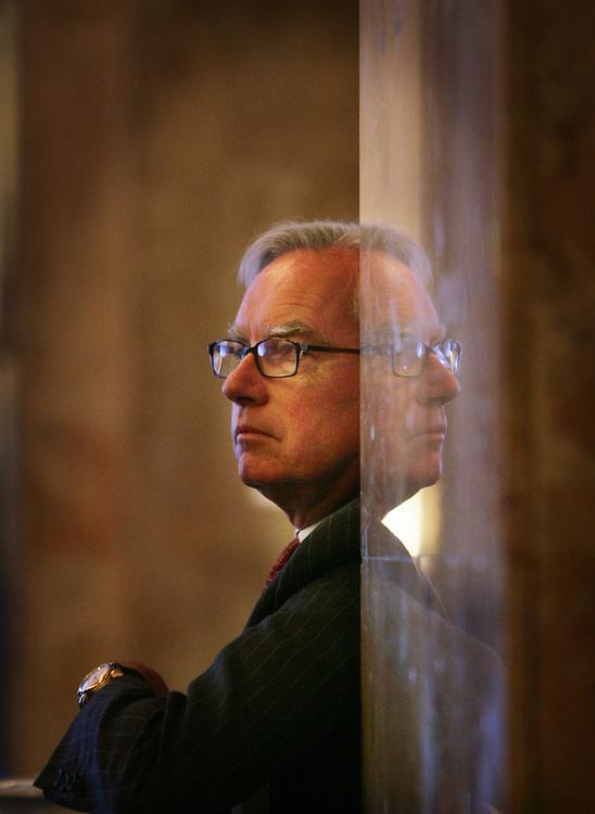 Sir Chris Gent Chairman Glaxo Smith Kline  by Neville Elder
