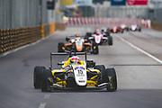 Yuhi SEKIGUCHI, JPN, B-Max Racing Team Dallara-Volkswagen <br /> <br /> 65th Macau Grand Prix. 14-18.11.2018.<br /> Suncity Group Formula 3 Macau Grand Prix - FIA F3 World Cup<br /> Macau Copyright Free Image for editorial use only