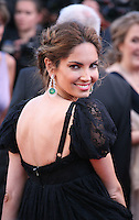 Eugenia Silva at The Immigrant film gala screening at the Cannes Film Festival Friday 24th May May 2013