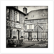 Cafe Bar, Normandie, France - Monochrome version. Inkjet pigment print on Canson Infinity Rag Photographique 310gsm 100% cotton museum grade Fine Art and photo paper.<br /> <br /> 8x8&quot; Prints: First print $49. Additional prints in same order $29. (A half inch white border is added for safe handling. Size with border 9x9&rdquo;).<br /> <br /> Frame-Ready Prints: Add $29 per print. Includes mounting on 12x12&rdquo; foam-board, plus white matboard with 8x8&rdquo; photo opening. Suits standard 12x12&rdquo; frames.<br /> <br /> Price includes GST &amp; postage within Australia. <br /> <br /> Order by email to orders@girtbyseaphotography.com  quoting image title or reference number, your contact details, delivery address &amp; preferred payment method (PayPal or Bank Deposit). You will be invoiced by return email. Normally ships within 7 days of payment.