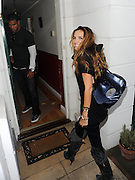 15.SEPT.2010. LONDON<br /> <br /> GIRLS ALOUD SINGER NADINE COYLE ARRIVING BACK AT HER HOUSE WEARING AN ENGAGMENT RING AFTER ANNOUNCING HER ENGAGMENT TO JASON BELL ON HER APPEARENCE LIVE ON RADIO 1.<br /> <br /> BYLINE: EDBIMAGEARCHIVE.COM<br /> <br /> *THIS IMAGE IS STRICTLY FOR UK NEWSPAPERS AND MAGAZINES ONLY*<br /> *FOR WORLD WIDE SALES AND WEB USE PLEASE CONTACT EDBIMAGEARCHIVE - 0208 954 5968*