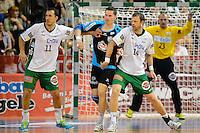 v.l.n.r. Drasko Mrvaljevic (FAG), Sebastian Preiß (TBV), Dalibor Anusic (FAG)