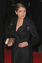 Anna Kendrick, The British Fashion Awards 2014, The London Coliseum, London UK, 01 December 2014, Photo By Brett D. Cove © Licensed to London News Pictures. 02/12/2014. Brett D Cove/PIQ/LNP
