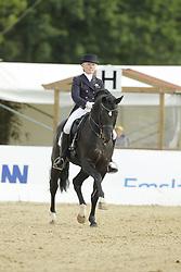 Holkenbrink, Sophie<br /> , Show Star<br /> Lingen - CDI <br /> Dressur Kl. S U21<br /> © www.sportfotos-lafrentz.de/Stefan Lafrentz