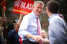 Bill de Blasio Mayoral Primary Election Campaign