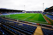 Fratton Park stadium before the The FA Cup match between Portsmouth and Accrington Stanley at Fratton Park, Portsmouth, England on 5 December 2015. Photo by Graham Hunt.