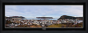 High resolution panorama picture 11000 x 3100 pixels, stiched together from 5 Canon 5dmk2 full frame pictures.