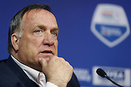 Onderwerp/Subject: PSV - Eredivisie<br /> Reklame:  <br /> Club/Team/Country: <br /> Seizoen/Season: 2012/2013<br /> FOTO/PHOTO: Coach Dick ADVOCAAT ( Dick Nicolaas ADVOCAAT ) of PSV during press conference. (Photo by PICS UNITED)<br /> <br /> Trefwoorden/Keywords: <br /> #07 #20 $94 &plusmn;1355239962240 &plusmn;1355239962240<br /> Photo- &amp; Copyrights &copy; PICS UNITED <br /> P.O. Box 7164 - 5605 BE  EINDHOVEN (THE NETHERLANDS) <br /> Phone +31 (0)40 296 28 00 <br /> Fax +31 (0) 40 248 47 43 <br /> http://www.pics-united.com <br /> e-mail : sales@pics-united.com (If you would like to raise any issues regarding any aspects of products / service of PICS UNITED) or <br /> e-mail : sales@pics-united.com   <br /> <br /> ATTENTIE: <br /> Publicatie ook bij aanbieding door derden is slechts toegestaan na verkregen toestemming van Pics United. <br /> VOLLEDIGE NAAMSVERMELDING IS VERPLICHT! (&copy; PICS UNITED/Naam Fotograaf, zie veld 4 van de bestandsinfo 'credits') <br /> ATTENTION:  <br /> &copy; Pics United. Reproduction/publication of this photo by any parties is only permitted after authorisation is sought and obtained from  PICS UNITED- THE NETHERLANDS