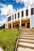 Igreja Matriz. São José do Cedro, Santa Catarina, Brasil. / <br /> Mother Church. São José do Cedro, Santa Catarina, Brazil.