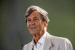Pictured: Melvyn Bragg<br /><br />Melvyn Bragg, Baron Bragg, CH, FRS, FBA, FRSL, is an English broadcaster, author and parliamentarian. He is best known for his work with ITV as editor and presenter of The South Bank Show, and for the Radio 4 discussion series In Our Time. <br /><br />Ger Harley | EEm 24 August 2019
