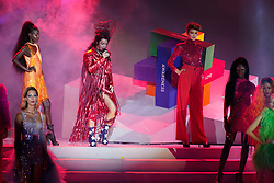 08.06.2019, Rathaus, Wien, AUT, Life Ball, im Bild Aura Dione // during the Life Ball at the Rathaus in Wien, Austria on 2019/06/08. EXPA Pictures © 2019, PhotoCredit: EXPA/ Florian Schroetter