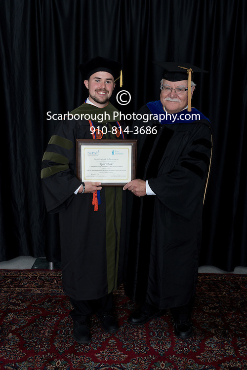 2016 Campbell University Pharmacy Graduation Ceremony