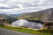Lough Tay/Guinness Lake, Ireland by Dublin based photographer Dan Butler