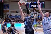 Riccardo Moraschini<br /> Dolomiti Energia Aquila Basket Trento - Banco di Sardegna Dinamo Sassari<br /> Lega Basket Serie A 2016/2017<br /> Trento, 08/04/2017<br /> Foto Ciamillo - Castoria