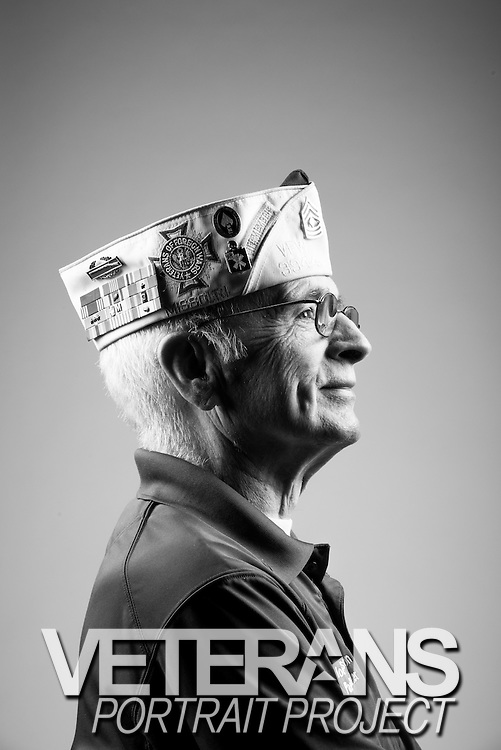 Joseph R. Clarkson<br /> Army<br /> E-8<br /> Special Operations<br /> 1951 - 1991<br /> Korea, Iraq<br /> <br /> Veterans Portrait Project<br /> St. Louis, MO